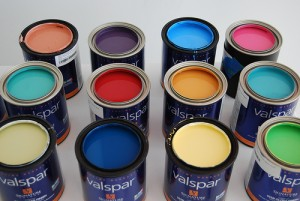 Paint manufacturer Valspar Corporation has increased dividends for 36 years. Photo courtesy Charles & Hudson/flickr.com.