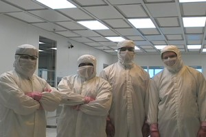 Cintas Corporation, which has grown dividends since 1983, manufactures and sells uniforms across North America for a variety of applications, including cleanrooms. Photo courtesy Andrew Evans/flickr.com.